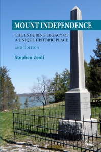 Mount Independence Cover - 2nd edition